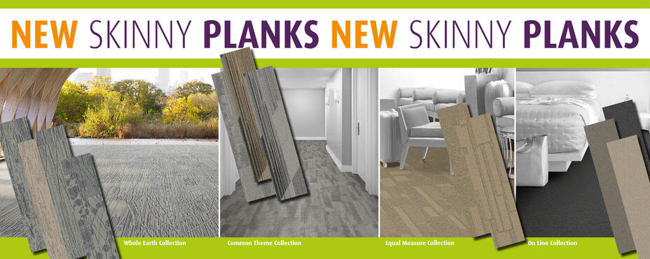 Skinny Plank Collections
